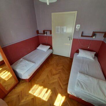 Földszinti kétágyas szoba - Vonyarcvashegy