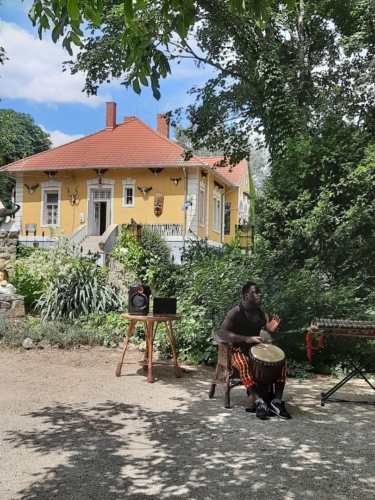 Afrika Múzeum Balatonederics
